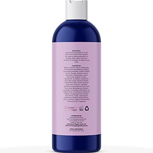 Honeydew Natural Dog Shampoo
