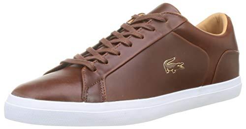 Lacoste Herren Lerond 0320 1 CMA Sneaker, Braun, 45 EU