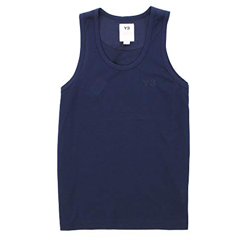 Y3 Pique Chaleco Marino Azul azul marino S