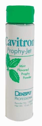 Cavitron Prophy-Jet Prophy Powder 13 oz Mint Sodium Bicarbonate 13oz/Bottle