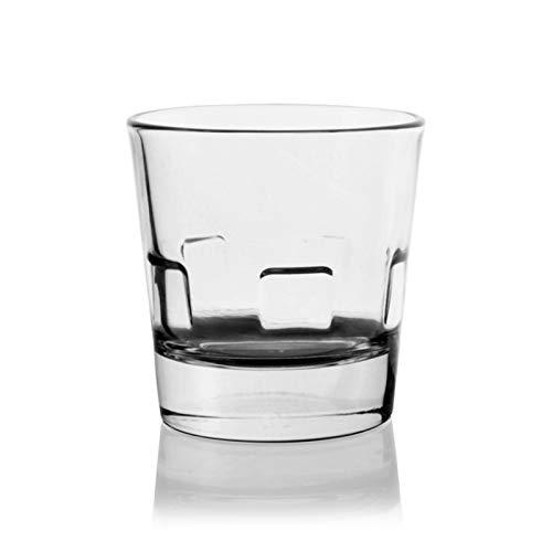 Sektgläser Beiläufig 207ml Cocktailglas Stapelbare Bierglas Weinglas Transparente Saftschale Glasschale Wasser Cup Haushalt 6.2x8.3cm Lostgaming