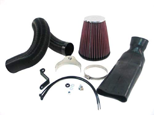 K&N Cold Air Intake Kit: High Performance, Guaranteed to Increase Horsepower: 50-State Legal: 1998-2005 BMW (320Ci, 320i, 325Ci, 325i, 325Ti, 325Xi, 323Ci, 323i, 328Ci, 328i, Z3)57-0366