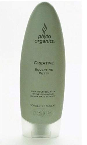 NEXXUS ORGANICS CREATIVE SCULPTING PUTTY FIRM HOLD 10.1 OZ