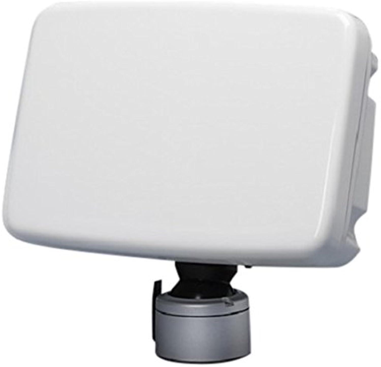 Scanpod Slim Deck Pod  Up to 8  Display  White (45541)