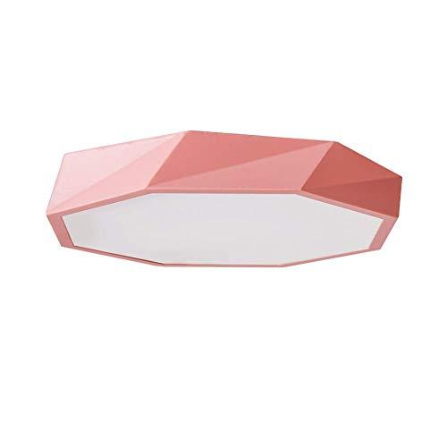 Long Life Plafondlamp, reduceert re-lamp, draadloos, hoge helderheid, moderne lichtsterkte, acryl, strijkijzer, plafondlamp incl.
