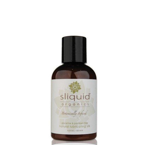 Sliquid Organics Oklahoma City Mall Silk Lubricant 4.2 oz Quantity by Sliqui of 2 New item