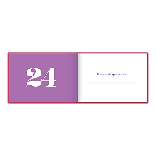 Knock Knock Lo Que Amo de ti Fill in the Love Book Fill-in-the-Blank Gift Journal (Spanish Version), 4.5 x 3.25-inches Photo #3