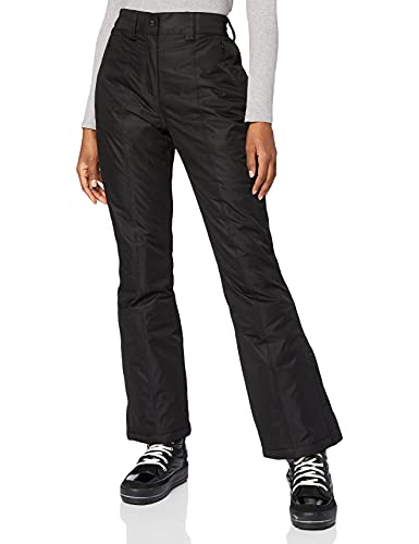 CMP - Pantalón de esquí para mujer, Color Negro, Talla 44