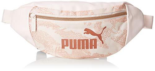 Puma Wmn Core Up Waistbag Gürteltasche, Damen, Schwarz, Einheitsgröße