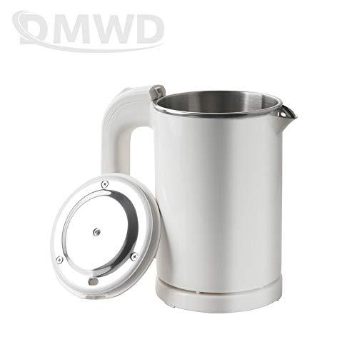 Elektrischer Wasserkochers Reisen Heißwasser Heizung Topf elektrische Wasserkocher Porridge Nudel Kocher Tasse Heizung Edelstahl Teekanne Kessel