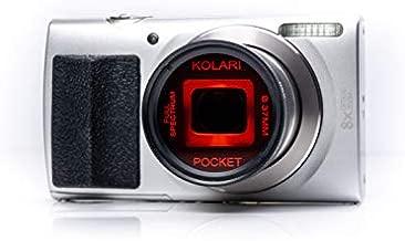 Kolari Pocket Full-Spectrum Converted Infrared Photography Camera with 3-Filter Starter Kit
