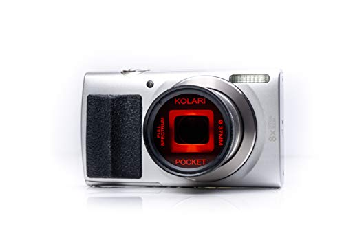 Kolari Pocket Full-Spectrum Converted Infrared Photography Camera with Infrared 3-Filter Starter Kit