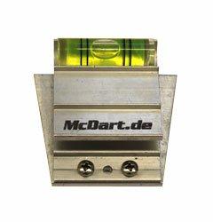 McDart Board Wasserwaage