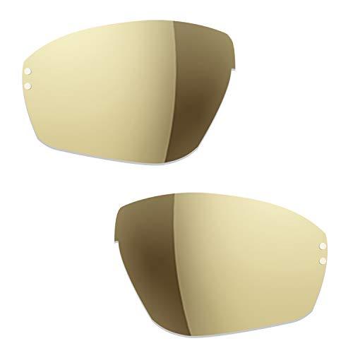 adidas Ersatzgläser Evil Eye Halfrim und Pro a167 168 a402 a403 Größe L (space lens)