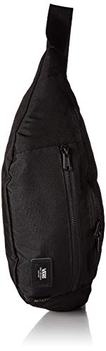Vans Ward Cross Body Pack Riñonera de Marcha, 46 cm, Negro (Black)