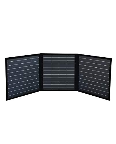 Enjoysolar® Sac solaire pliable avec panneau monocristallin, 50W