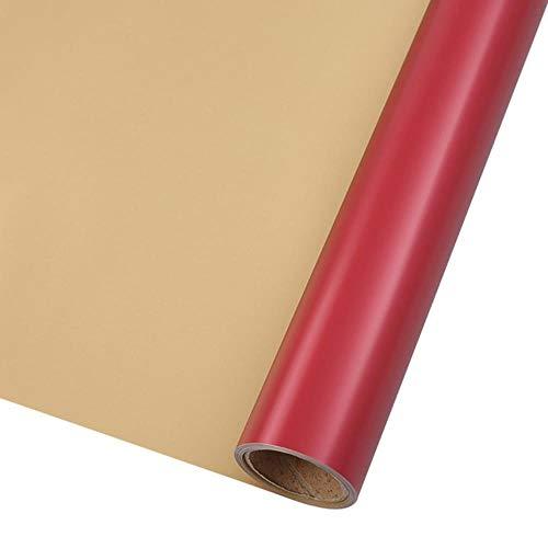60cm * 10m / Roll Snoep Kleur Bloem Inpakpapier Rose Bruiloft Kerstdecoratie Papieren Boeket Verpakkingsmateriaal, N3