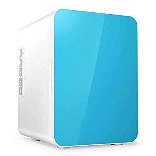 Mini refrigerador, refrigeradores compactos de 4 litros, calefaccionados y refrigerados, frescos y silenciosos para automóviles, viajes y oficinas, etc.