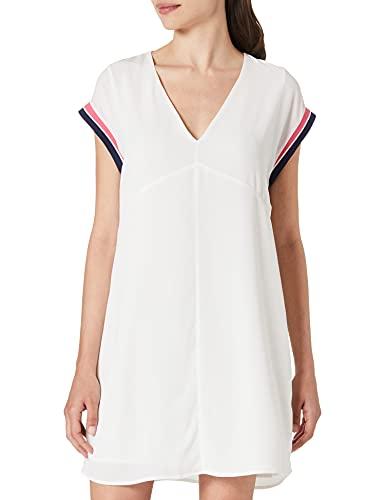 Pepe Jeans Lucrezia Vestito, 803off White, S Donna