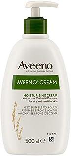Aveeno Active Naturals Moisturising Cream 500ml