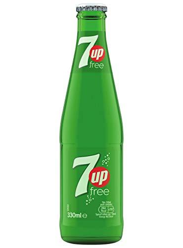 7Up Sugar Free - 24x330ml