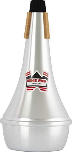 Denis Wick DW5505 Trombone Straight Mute,Silver