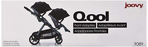 Joov5 Qool Stroller Front Adapters - 410 g