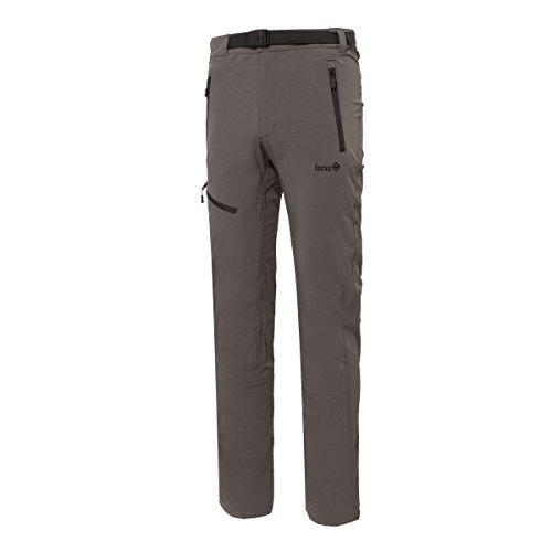 IZAS Senner Pantalon Montagne Homme XXL Gris foncé/Noir