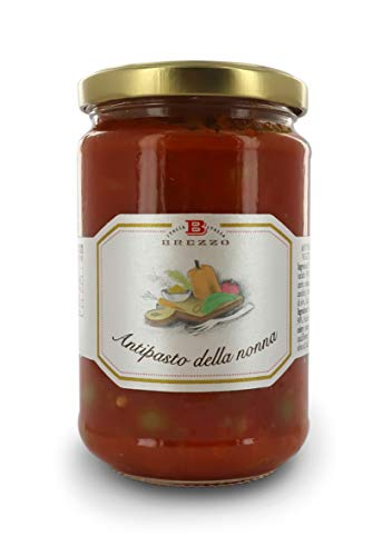 Antipasto della Nonna, Verdure Miste, 280 Grammi