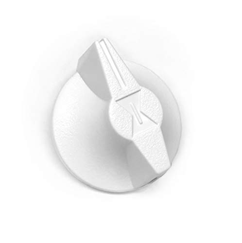 Intermatic 146MT574 Timer Knob For FD Series Spring Wound Timers - White