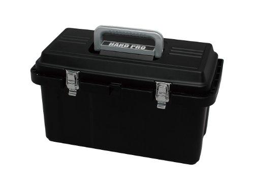 アイリスオーヤマ 工具箱 ハードプロ HDP-500 エコブラック【幅約53×奥行約27×高さ約31cm】