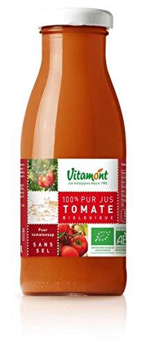 VITAMONT Jus de tomates de Marmande 25CL Bio -