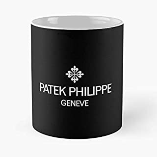 Patek Philippe Watch Wristwatch Black 11 Oz Coffee Mugs Best Gift For Father Day