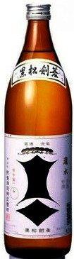 剣菱酒造 黒松剣菱 900ml .e.hn 灘の銘酒