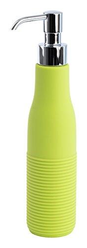 Geelli GRB-250-C50 Regina di Bolle de Gel de Poliuretano y latón Cromado, 5,5 x 5,5 x 24,5 cm