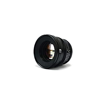 SLR Magic MicroPrime Cine 75mm T1.5 for Fuji X Mount by SLR Magic