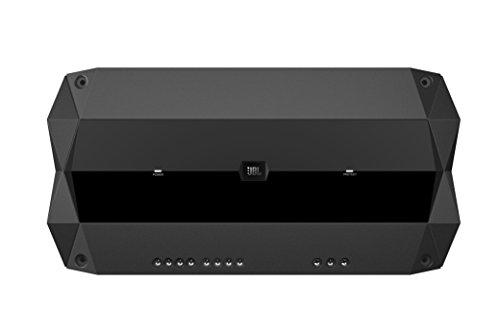 JBL Club 704 K951216 - Amplificador de coche, 4 canales, 4x100 W, RMS 1000 W, color negro