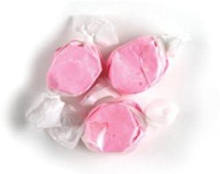 Sweet's Pink Bubble Gum Salt Water Taffy, 3 Pound