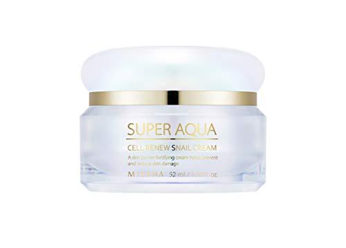 MISSHA Super Aqua Cell Renew Snail Cream, 8809581458604