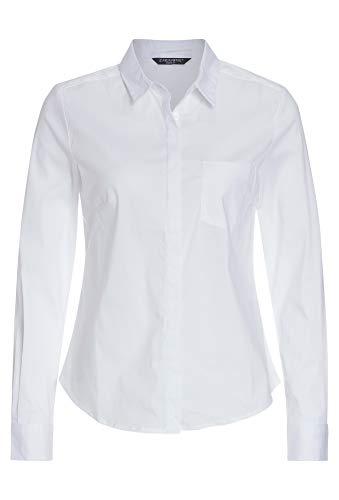 Zabaione Damen Bluse Helene weiß XL