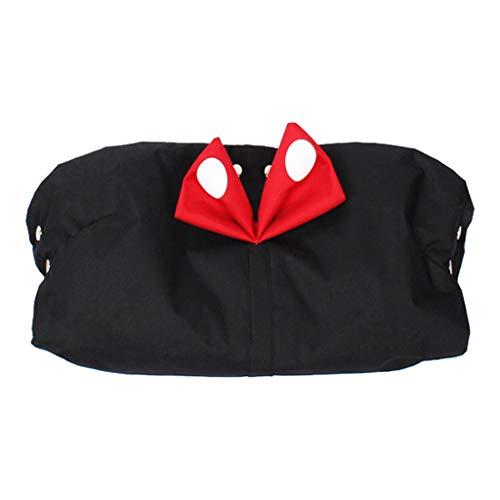 JOYKK Universal Baby Pram Warmer Gants Poussette Main Hiver Muff Poussette Accessoire - 3# Oreille Rouge Minnie