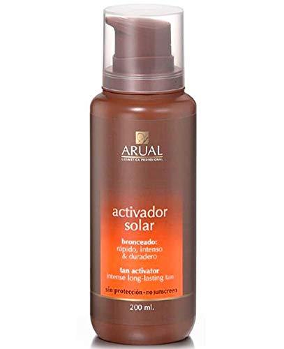ARUAL Activador Solar, Vanilla, 200 ml