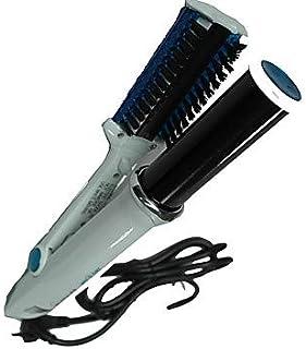 ZYC Factory OEM - Rodillo de pelo para mujer, 110-240 V, indicador de tensión luminoso, diseño de mano, luz y cómodo