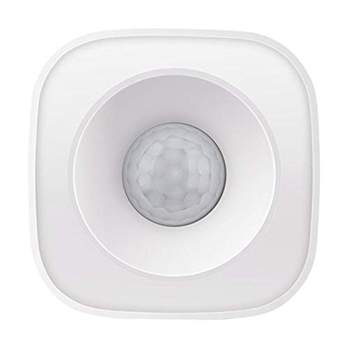 MERIGLARE 2.4GHz WiFi Motion PIR Sensor for TUYA Smart Life APP IFTTT Alarm