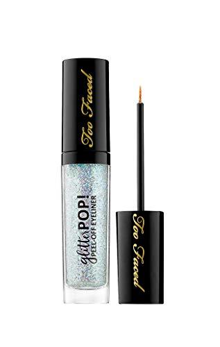TOO FACED Glitter POP! Peel-Off Eyeliner Glitter Ghost - holographic multi-sparkle glitter