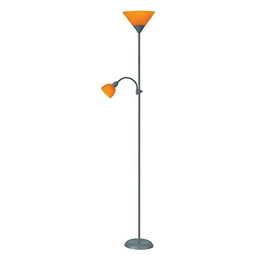 Rabalux 4026 Action vloerlamp 2 lampen