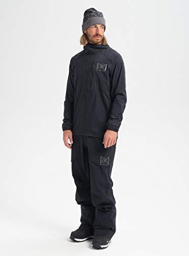 Burton Mens Ak Dispatcher Ultralight Jacket, True Black, Small