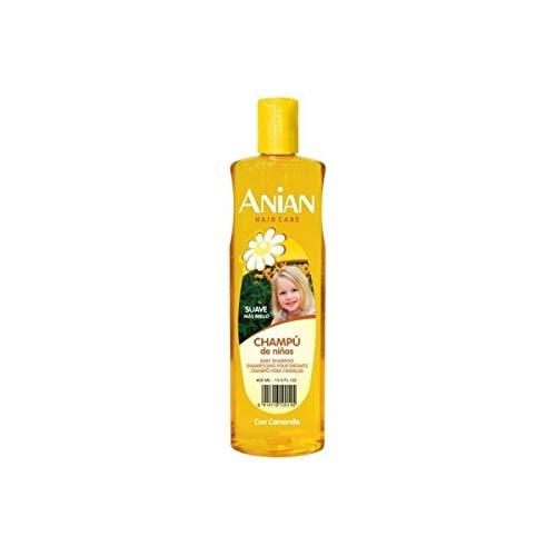 Anian Kids milde shampoo Kamille 400 ml