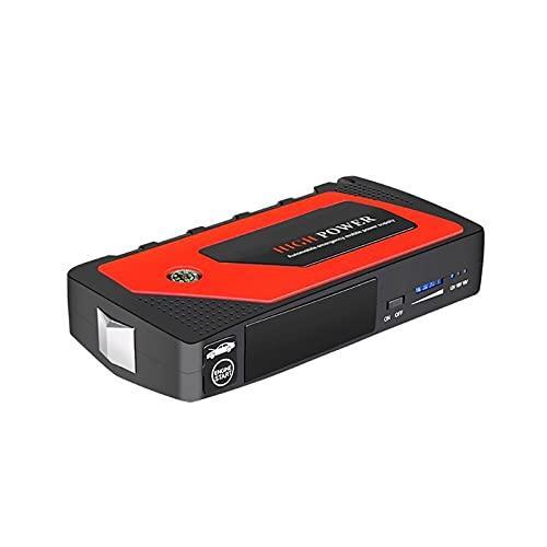 XBJSY 12V Automóvil Emergencia Start Coche Starter Portable USB Power Bank Regulación De Voltaje Protección De Sobrecarga Batería QCDYLZ