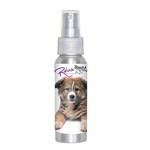 The Blissful Dog Mixed Breed Relax Dog Aromatherapy Spray for Your Dog's...